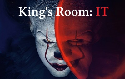 King's Room: IT - ескейп стая